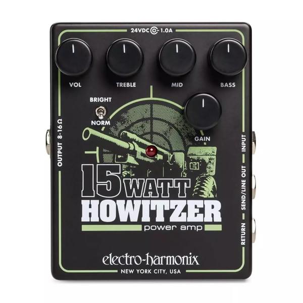 Electro-Harmonix 15-watt Howitzer Guitar Amp/Preamp
