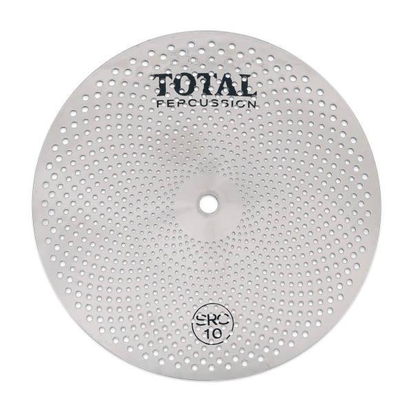"""Total Percussion 10"""" Sound Reduction Cymbal"""