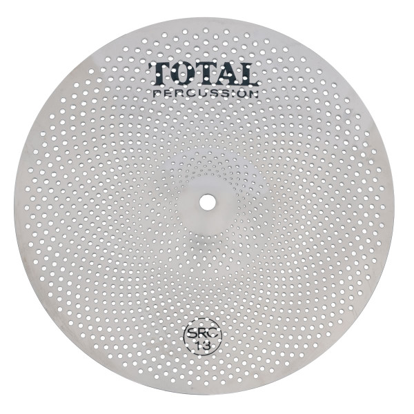 "Total Percussion 13"" Sound Reduction Cymbal"