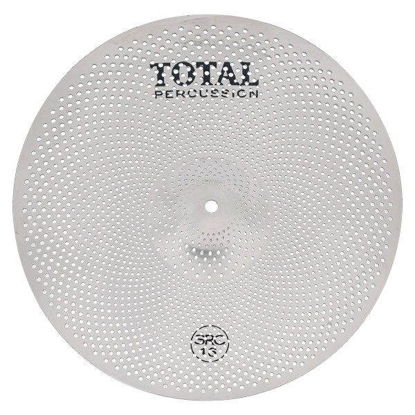 """Total Percussion 16"""" Sound Reduction Cymbal"""