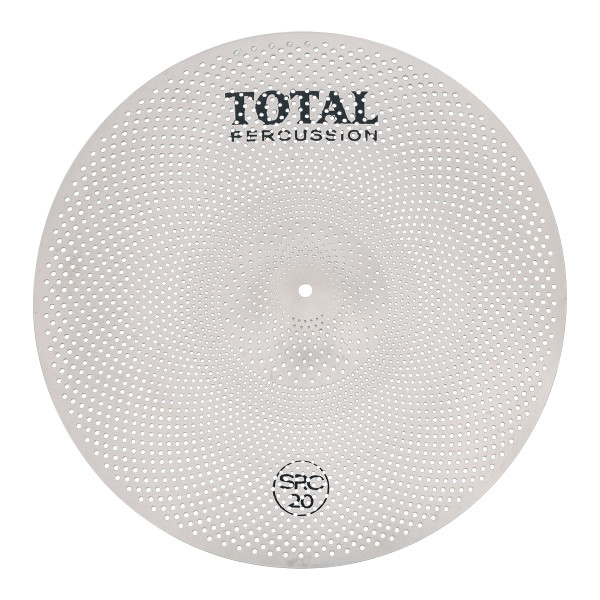 """Total Percussion 20"""" Sound Reduction Cymbal"""