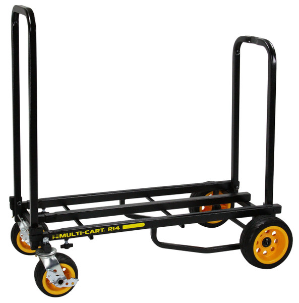 "RocknRoller® Multi-Cart® R14G ""Mega Ground Glider"" Equipment Cart"