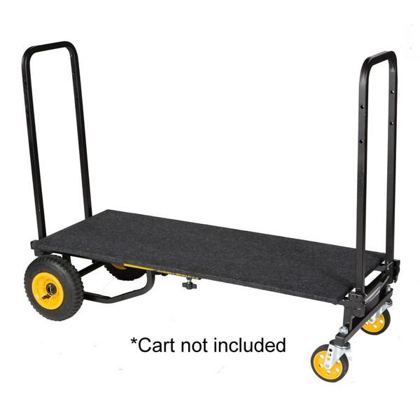 RocknRoller® Solid Deck for R8, R10, R11G or R12 Equipment Cart