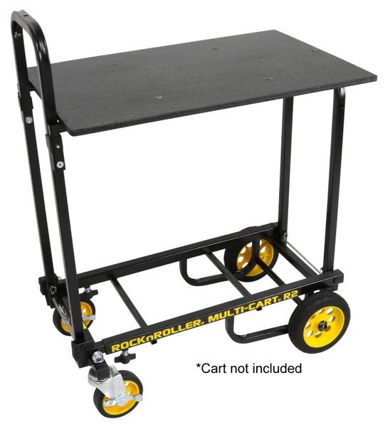 RocknRoller® Quick Set Short Shelf For R2 Equipment Cart