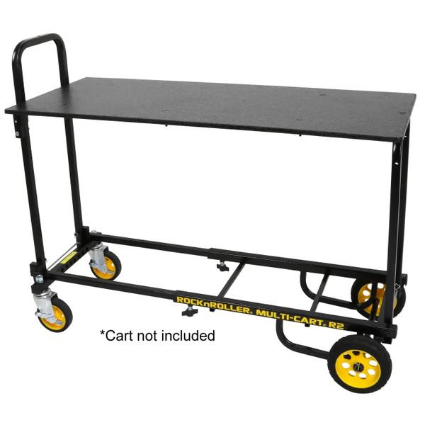RocknRoller® Quick Set Long Shelf for R2 Equipment Cart