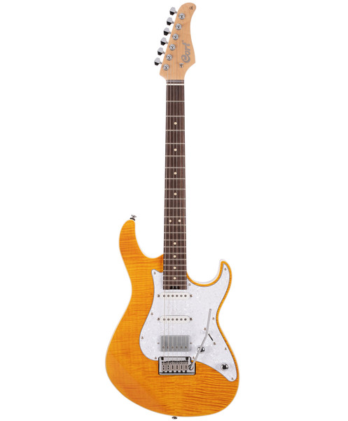 Cort G280 Select Electric - Amber