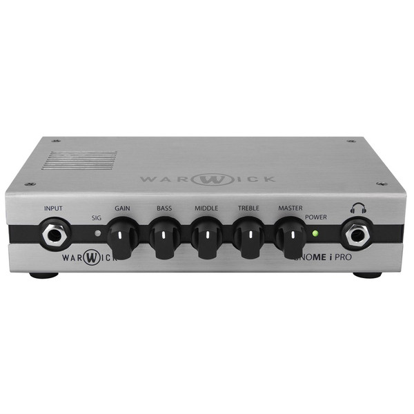 Warwick Gnome 280 Watt Bass Head with USB Interface