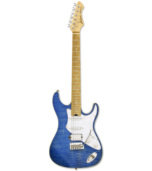 Aria 714-MK2 Series Electric - Turquoise Blue