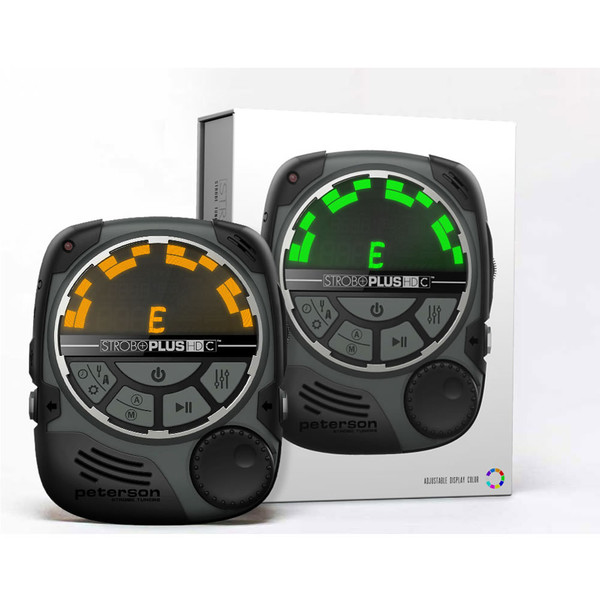 Peterson StroboPLUS HDC Handheld Strobe Tuner / Metronome / Timer