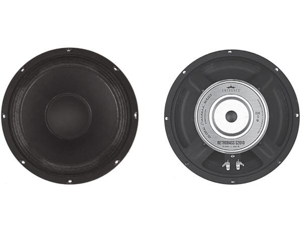 """Eminence RetroBass-S2010-4 10"""" Bass Guitar Speaker"""