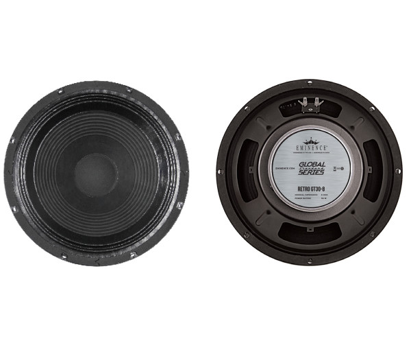 "Eminence Retro GT30-8 12"" Replacement Guitar Speaker"