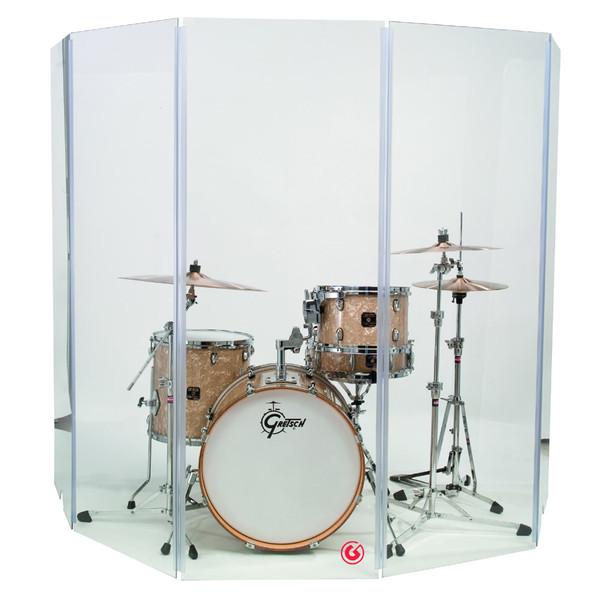 Gibraltar GDS-5 Drum Shield