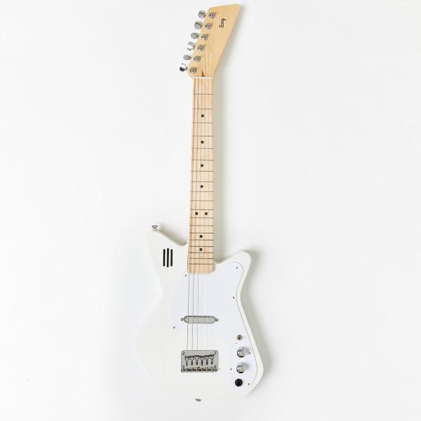 Loog Pro VI Electric - White