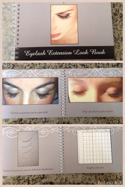 Eyelash Look Book