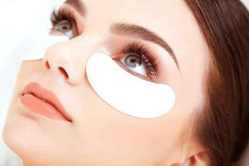 Lint Free Eyepads qty 10 pairs