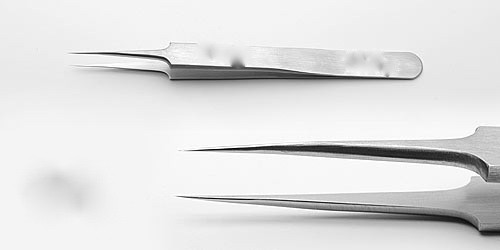 Fine Tipped Tweezers