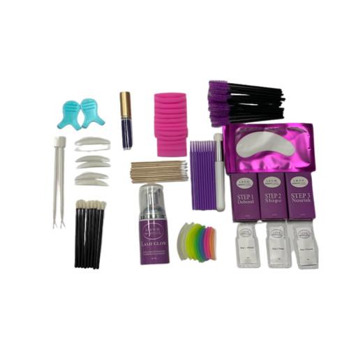 Beginner Lash Lifting Kit 5 pack