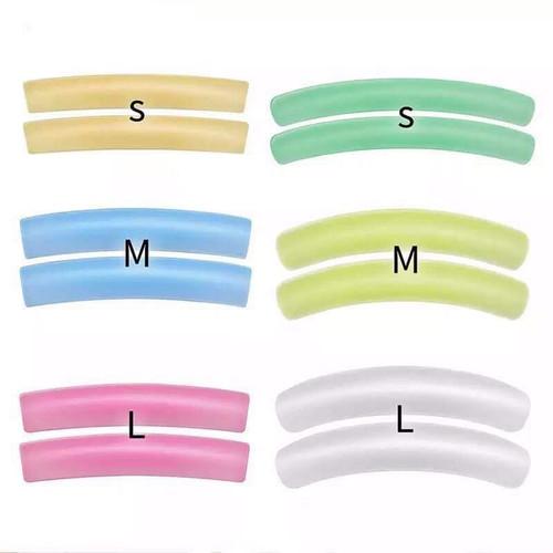 Silicone Lash Lifting Rainbow Shield-Rods