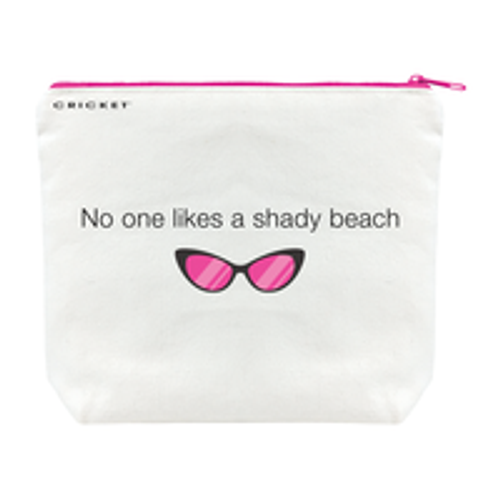 Makeup Bag-Shady Beach