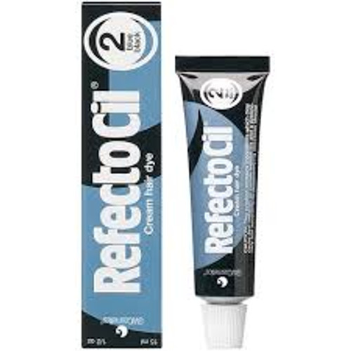 RefectoCil Cream Hair Dye Blue Black 2
