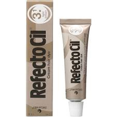 RefectoCil Cream Hair Dye Light Brown 3.1