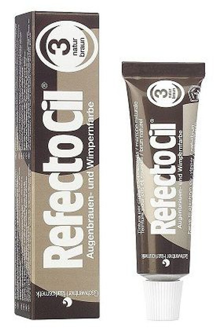 RefectoCil Cream Hair Dye Brown 3.0