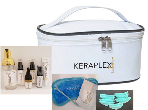 Keraplex System Lash and Brow Bonding System