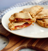 Gluten & Dairy Free Pizza Pockets