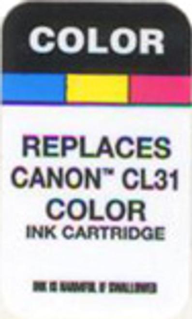 Labels Canon CL31 Color