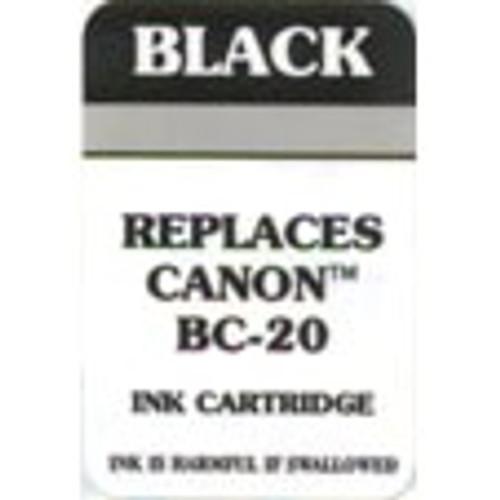 Labels Canon BC-20