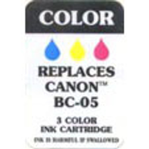 Labels Canon BC-05