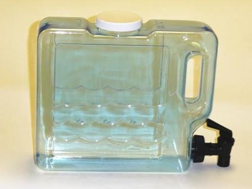 Bottle with spigot for Ink Revolution machine