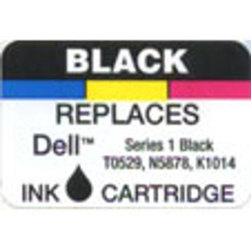 Labels Dell Series 1 Black