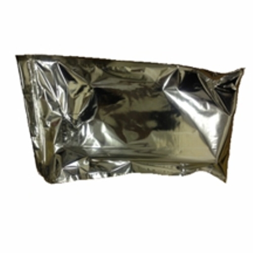 Black/Silver Anti-Static Foil.+ (8 x 16) (100 pack)