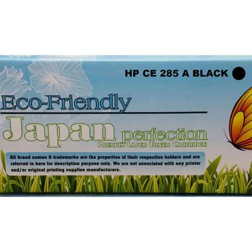 HP CE 285 A BLACK - JAPAN PERFECTION