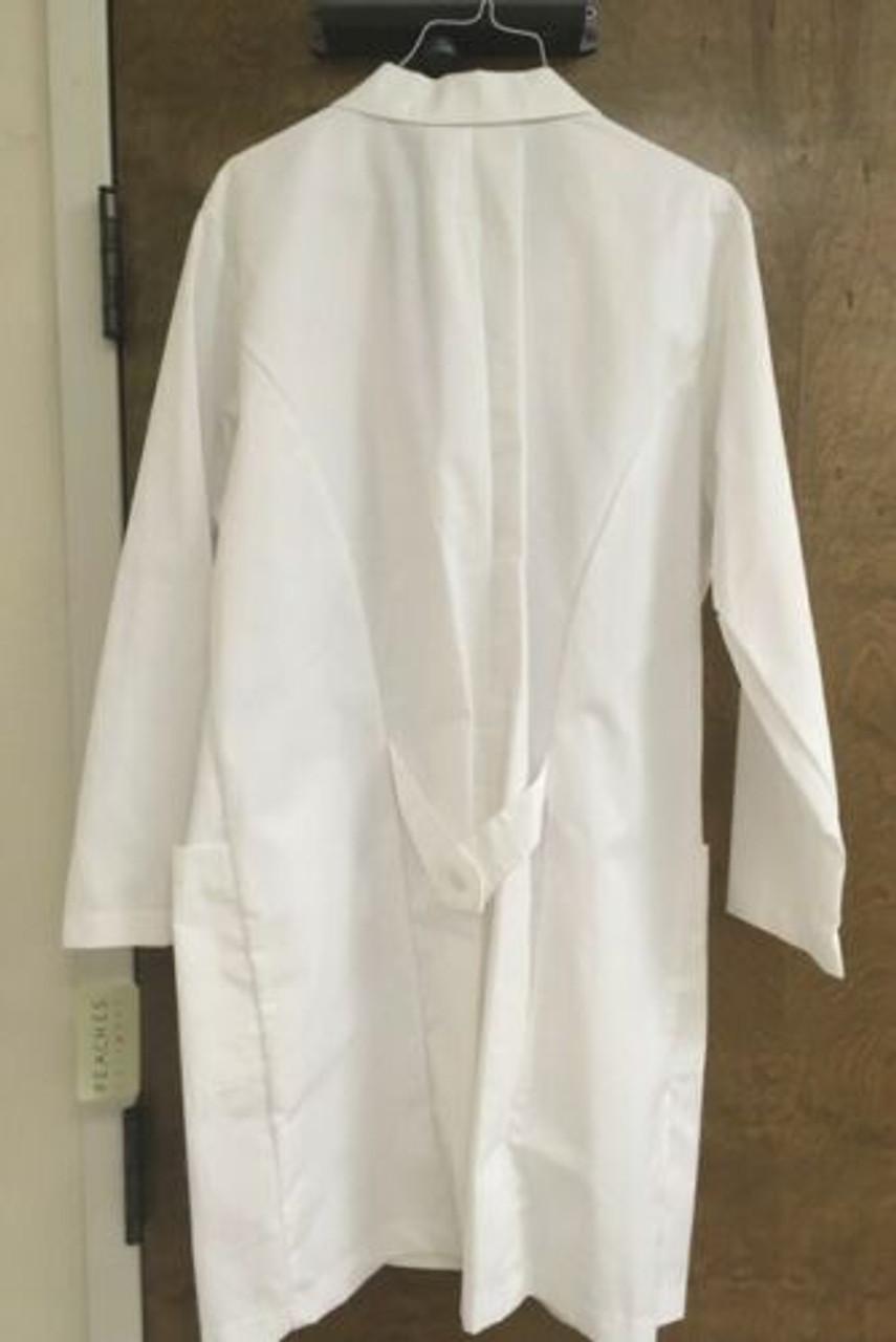 Women's Peaches Lab Coat