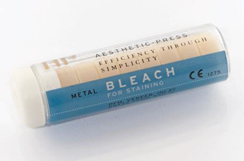 AP Metal Bleach for Staining Ingots