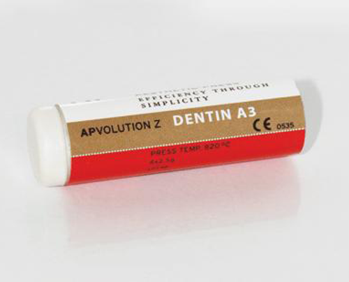 AP Volution Z Dentin Ingots