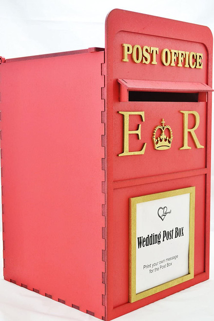 Luxury Wedding Post Box