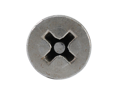12 x 1-1/2 Flat Phillips Pin Self Tapping Stainless Steel