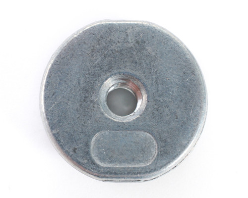 5/16-18  Spanner Nut (Removable) Zinc Alloy