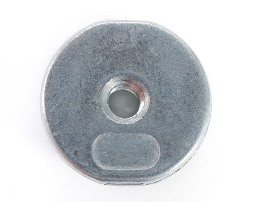 M6-1.0  Metric Spanner Nut (Removable) Zinc Alloy