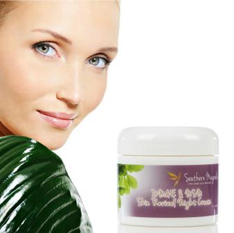 DMAE + MSM Skin Revival Night Firming Cream | Tighten Sagging Skin