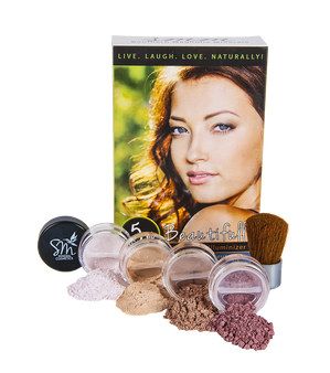 Beautifully Bare Skin Illuminizer Mineral Makeup Kit | Vibrant Complexion Instantly