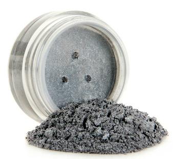 Silver Shimmer Eyeshadow