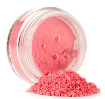 Sweetie Pie Pink Matte Mineral Blush | Gorgeous Flushed Cheeks