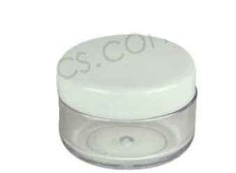 5 Gram Empty Cosmetic Jar Container | Perfect for Makeup Samples