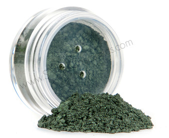 Envy -  Green Shimmer Loose Mineral Eyeshadow Color | Limited Edition!