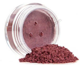 Soft Mauve Satin Multi-use Mineral Eye Shadow Color | Blush