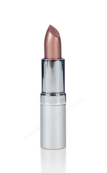 Martini Vitamin E Infused Mineral Lipstick | Buttery Silver Brown
